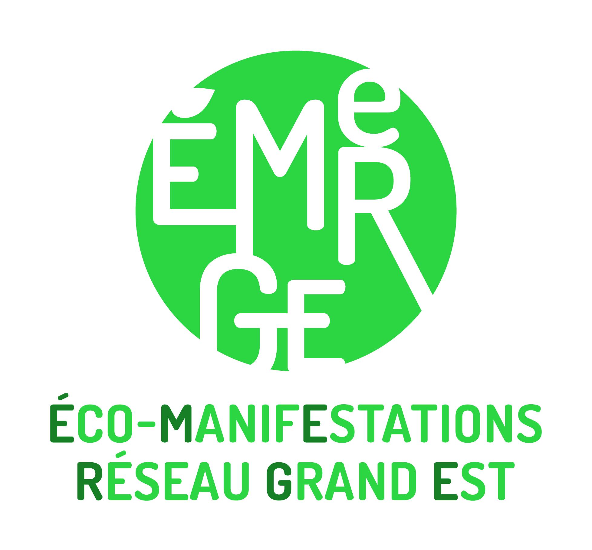 Charte ecomanifestation Emerge